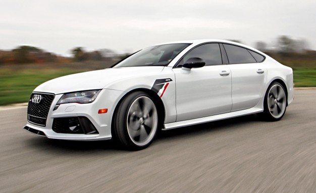 APR Audi RS7 Stage 1 Tested: 647 Horsepower, 700 lb-ft!