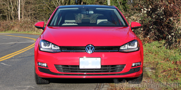 2015 volkswagen golf tdi review the automotive review. Black Bedroom Furniture Sets. Home Design Ideas