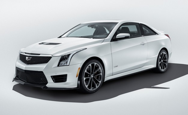 2016 Cadillac ATS-V Dissected: Chassis, Powertrain, Design, and More
