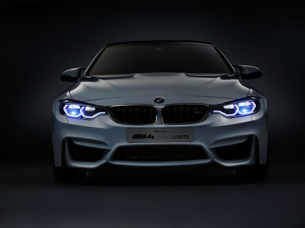BMW M4 Concept Iconic