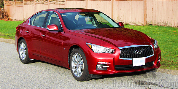 2015 infiniti q50 awd review the automotive review. Black Bedroom Furniture Sets. Home Design Ideas