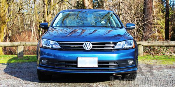 2015 Volkswagen Jetta GLI Exterior Front