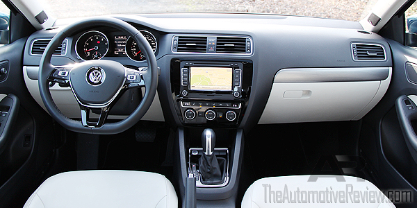 2015 Volkswagen Jetta GLI Interior Dash Photo Gallery