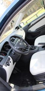 2015 Volkswagen Jetta GLI Interior Front