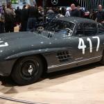 1955 Mercedes-Benz 300SL Mille Miglia race car