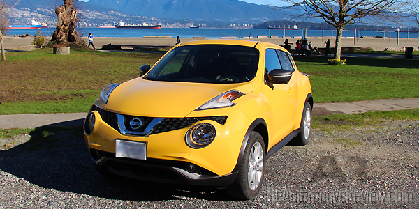 2015 Nissan Juke Exterior Front Side Featured
