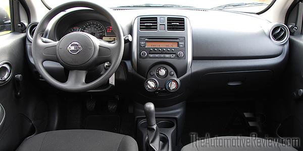 2015 Nissan Micra Interior Dash
