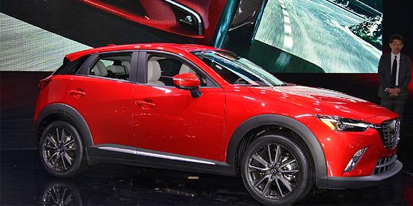 2016-Mazda-CX-3-Crossover-Arrives in Geneva