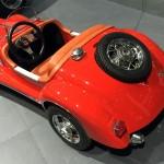 Miniature BMW 328 roadster