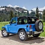 5. Jeep Wrangler