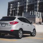 12. Hyundai Tucson