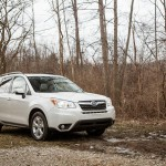 The Forester is a genuinely useful crossover, offering both room and a view. Engines are a 170-hp 2.5-liter four-cylinder (with a six-speed manual—our choice—or a CVT) and a 250-hp 2.0-liter turbo/CVT combo. Despite its comfort-tuned suspension, standard all-wheel drive contributes to surprising pace on winding roads and takes the Forester farther off-road than most in its class. The turbo is the rally car for hikers, kayakers, and alpine postal services—too bad it only comes with the CVT.