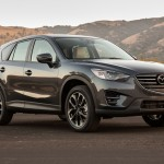 The apex-loving CX-5 is the sports car of crossovers, with an athleticism you have to experience to believe. A 155-hp 2.0-liter four-cylinder is available only with a six-speed manual and front-wheel drive; all-wheel drive is not offered. For more zoom, choose the 184-hp 2.5-liter four-cylinder. Front-wheel drive is standard and all-wheel drive is optional; either teams with a six-speed automatic. The CX-5 is tech savvy and offers useful cargo room, but its strength is its poise on the road.