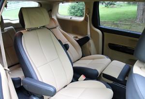 2015 Kia Sedona Interior Rear Seat Recliner