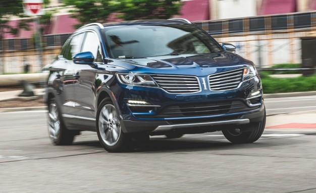 2015 Lincoln MKC 2.0T