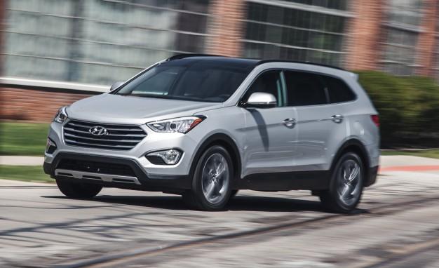 2015 Hyundai Sante Fe Limited AWD
