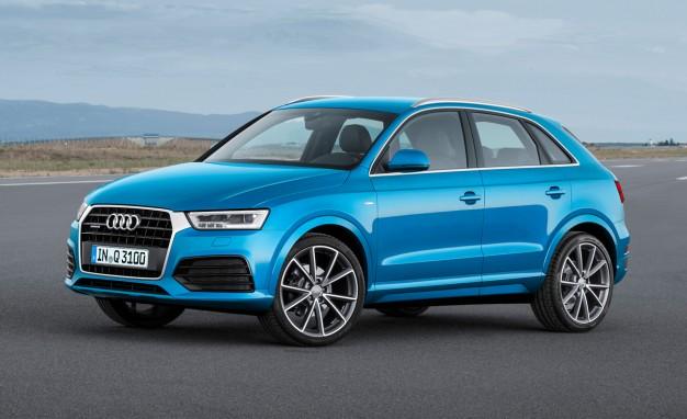2016 Audi Q3 TDI S-line