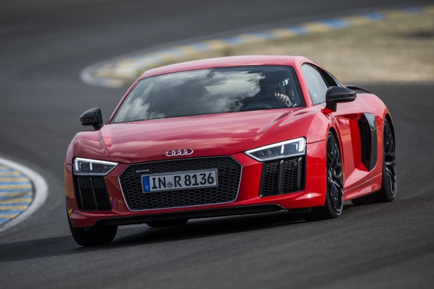 R8 at LeMans