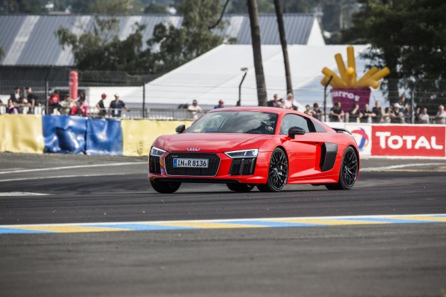 R8 at LeMans,1