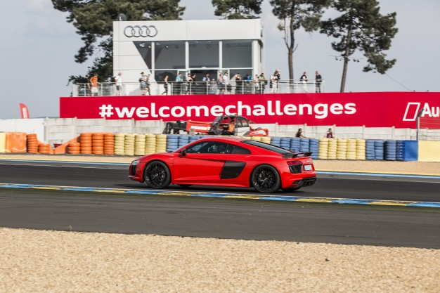 R8 at LeMans,2