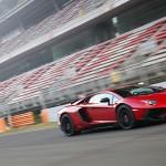 Lamborghini 6.5-liter V-12 | Lamborghini Aventador