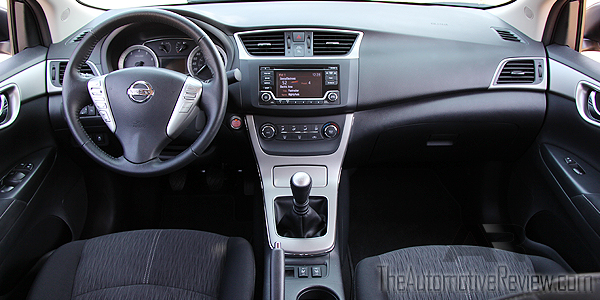 2015 Nissan Sentra Review | The Automotive Review