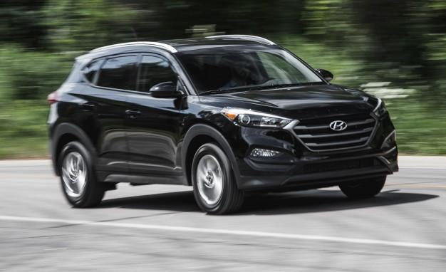 2016 Hyundai Tucson 2.0L