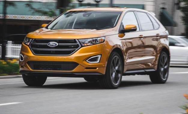 2015 Ford Edge 2.7L AWD