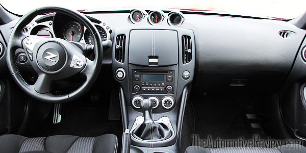 2016 Nissan 370Z Review   The Automotive Review