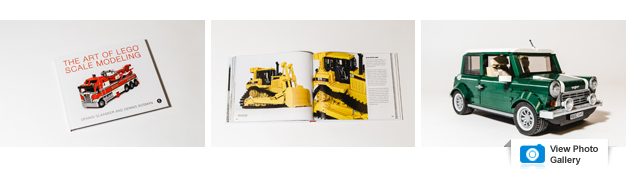 The Art of Lego Scale Modeling: The Awesome Everything Book Review