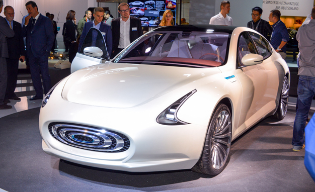 2017 Thunder Sedan An Electric Car Concept With Untold Potential