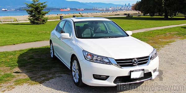 2015 Honda Accord Exterior Front Side