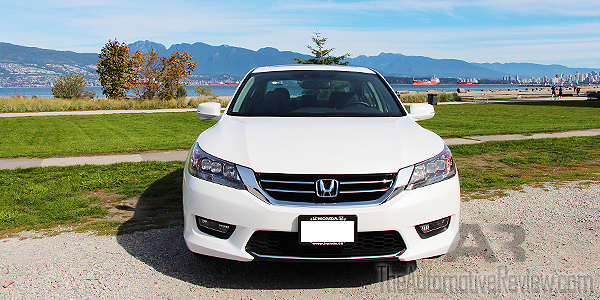 2015 Honda Accord Exterior Front