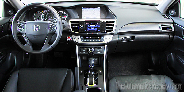 2015 Honda Accord Interior Dash