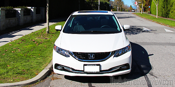 2015 Honda Civic Exterior Front
