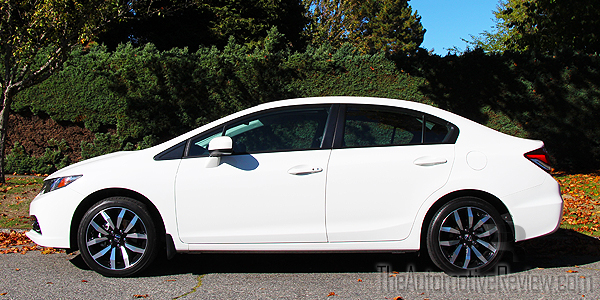 2015 Honda Civic Exterior Side