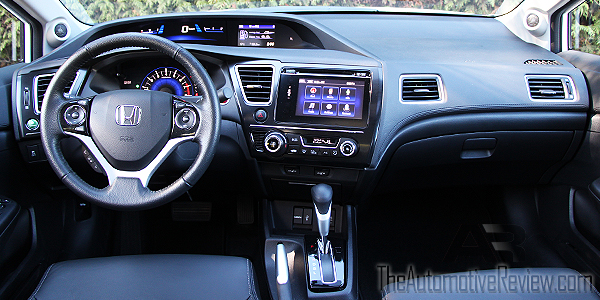 2015 Honda Civic Interior Dash