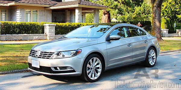 2015 Volkswagen Cc Review The Automotive Review