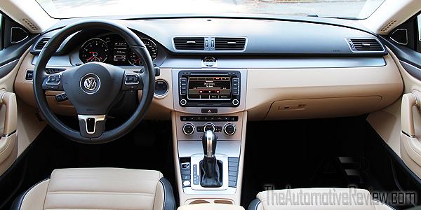 2015 Volkswagen CC Interior Dash