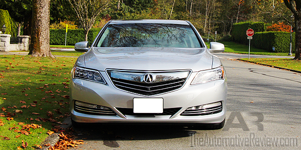 2015 Acura RLX Exterior Front