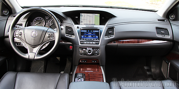 2015 Acura RLX SH-AWD Review | The Automotive Review