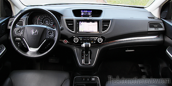 2015 Honda CR-V Elite Interior Dash