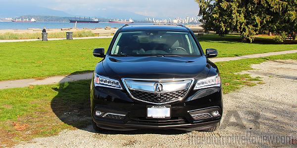 2016 Acura MDX Elite Exterior Front