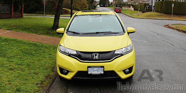 2015 Honda Fit Exterior Front