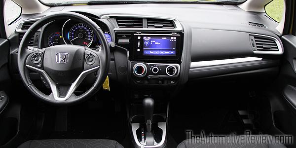2015 Honda Fit Interior Dash
