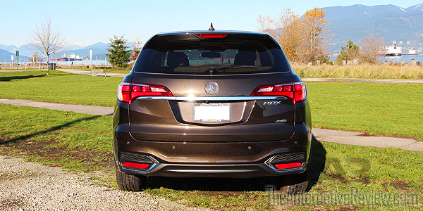 acura rdx review  automotive review