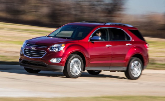 2016 chevrolet equinox 2 4l awd tested the 2 4 has us wishing for more the automotive review. Black Bedroom Furniture Sets. Home Design Ideas