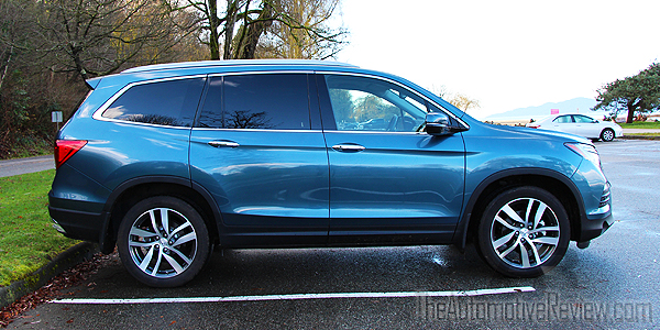 2016 honda pilot review the automotive review - 2012 honda pilot exterior colors ...