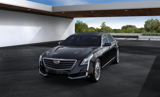 2016 Cadillac CT6 3.0T Luxury