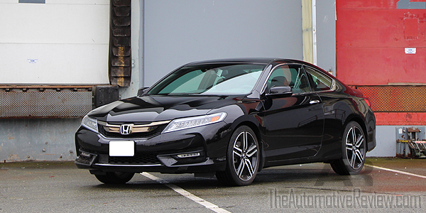 2016 honda accord coupe touring v6 review the automotive review. Black Bedroom Furniture Sets. Home Design Ideas